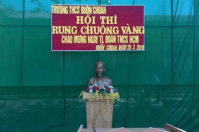 Hội thi Rung chuông vàng chào mừng ngày thành lập Đoàn TNCS Hồ Chí Minh