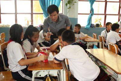 Phát triển văn hóa thông qua đổi mới tổ chức hoạt động dạy học theo định hướng phát triển năng lực người học
